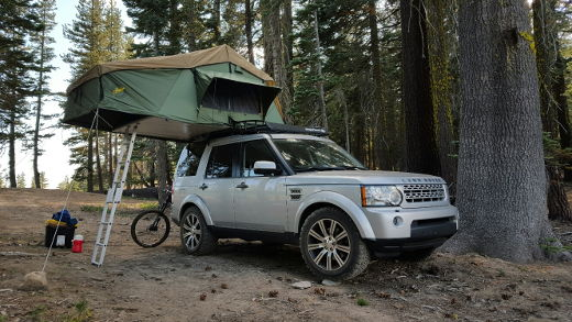 Artwork and/or text courtesy of Gordon S. Zuckerman. : land rover discovery roof tent - memphite.com